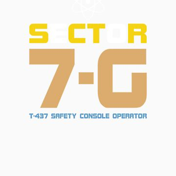 Sector 7-G by robotrobotROBOT
