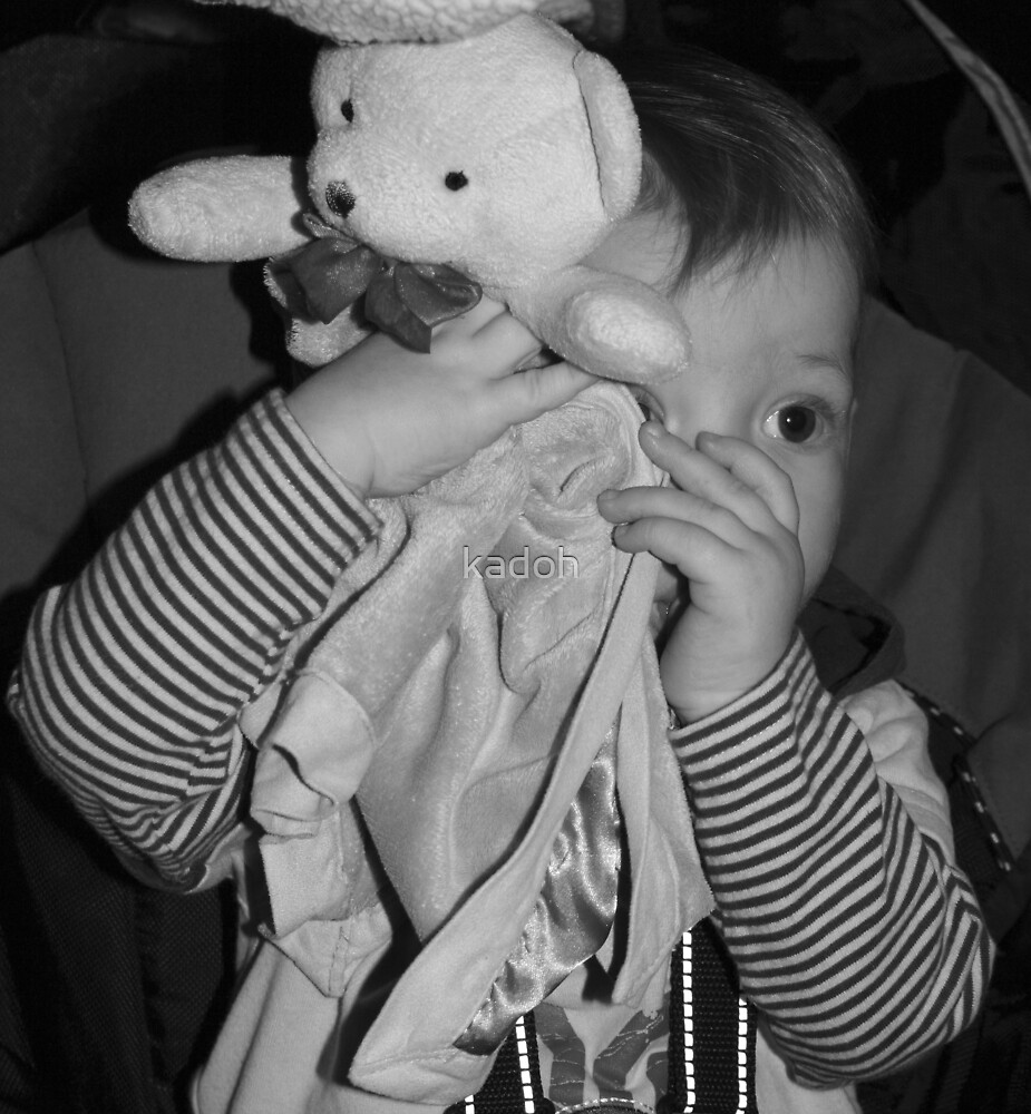 Teddy by kadoh
