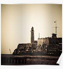 Castillo del Morro Poster