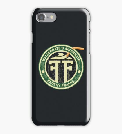 Walternate's Alternate Fringe Frappé iPhone Case/Skin
