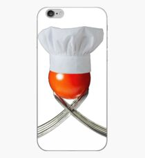 T-shirt chef  tomato iPhone Case