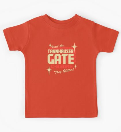 Tannhäuser Gate Kids Clothes