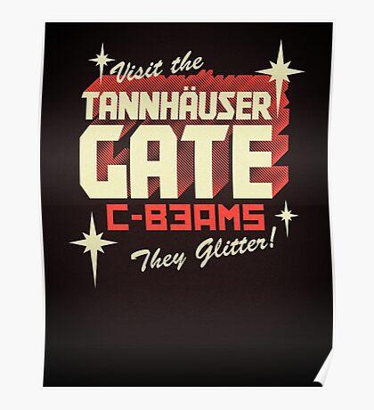 Tannhäuser Gate Poster