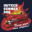 Initech Summer BBQ by robotrobotROBOT