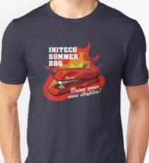 Initech Summer BBQ T-Shirt