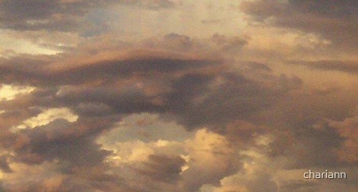 Heaven's Bridge by chariann