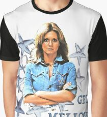 OLIVIA NEWTON-JOHN - Get Mellow 1970s Graphic T-Shirt