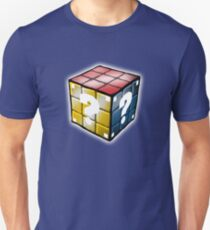 Rubiko's Question Cube T-Shirt