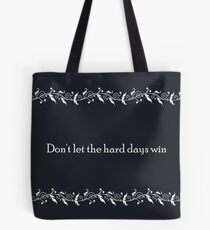 A Court of Mist a Fury Teaser Quote Tote Bag