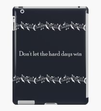 A Court of Mist a Fury Teaser Quote iPad Case/Skin