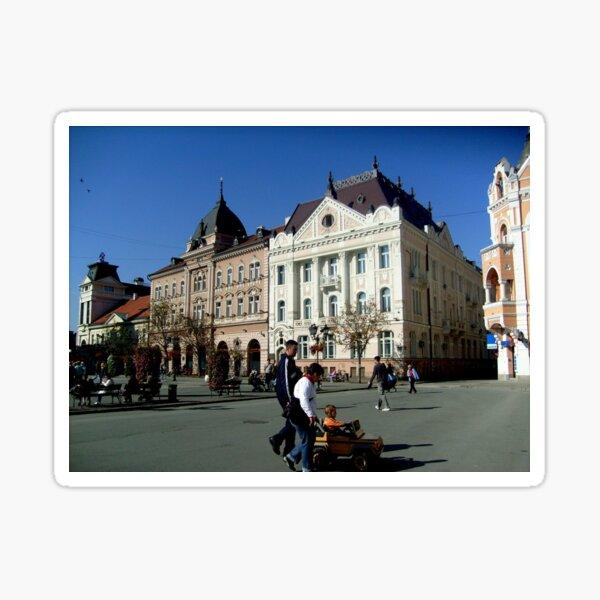 Novi Sad Sticker