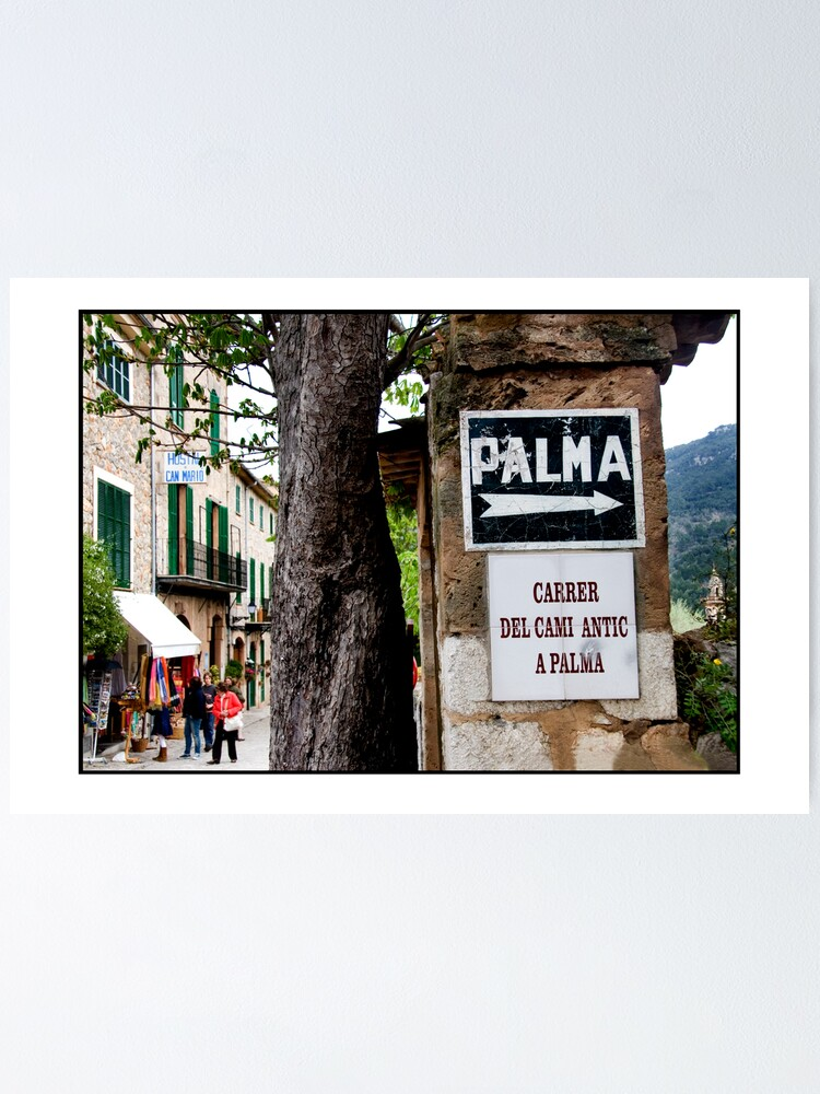 Alternate view of This way to Palma Poster