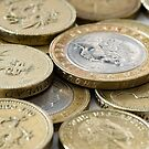 English pound coins by flashcompact