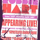 The Robbie Hart Band by robotrobotROBOT