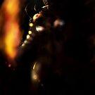 Demon of light (Gold) by Grant Wilson