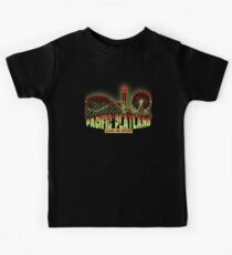 Pacific Playland - Closed for Repairs Kids Tee
