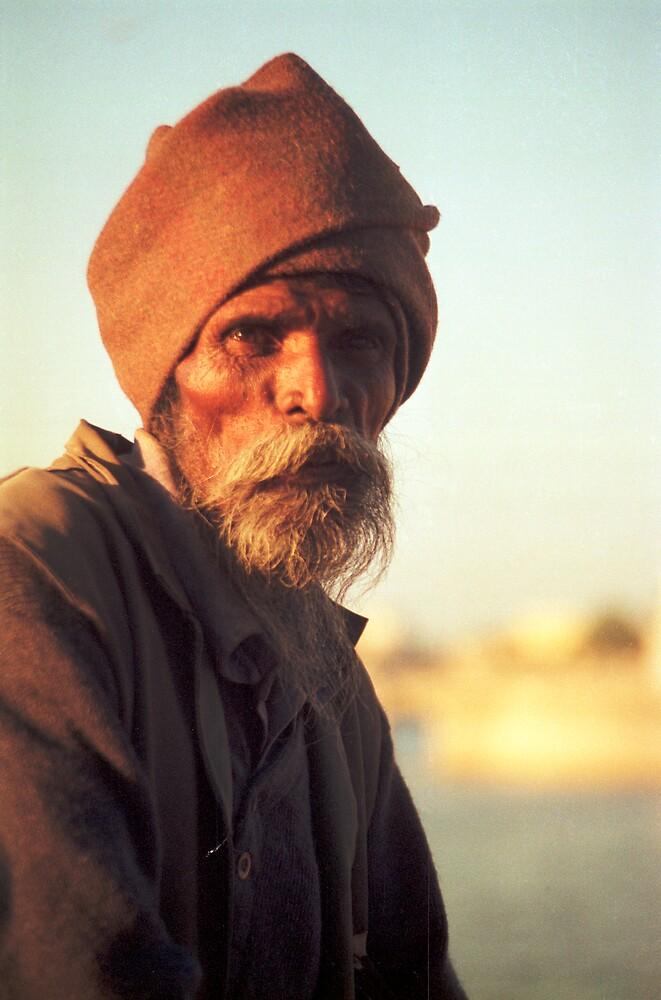 Indian man by jensNP