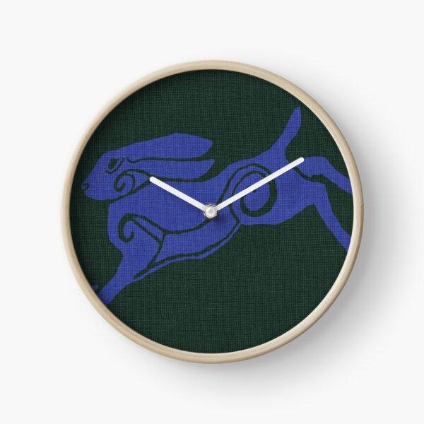 Mederei's Flag Clock