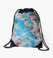 Sun Kissed Drawstring Bag