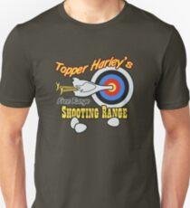 Topper Harley's Free Range Shooting Range Slim Fit T-Shirt
