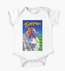 It's Turbo Time! One Piece - Short Sleeve