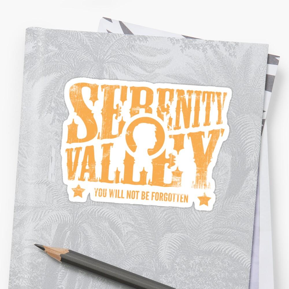 Serenity Valley by robotrobotROBOT
