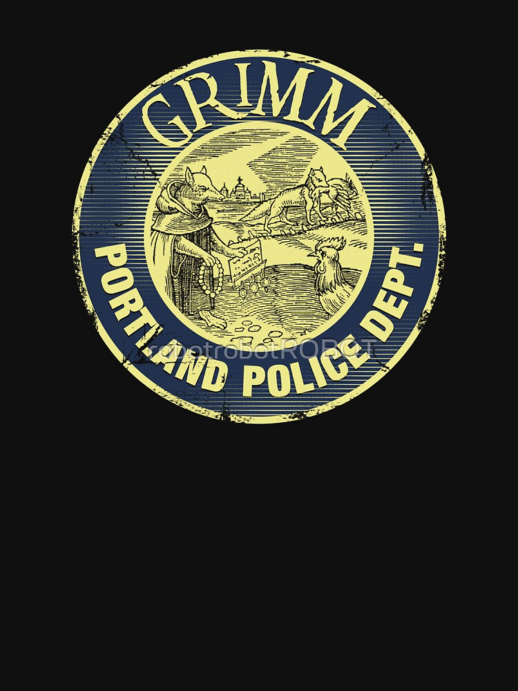 Grimm Police Department | Unisex T-Shirt