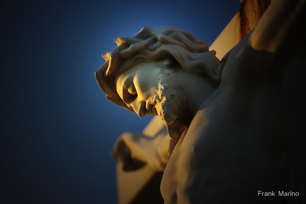 Jesus by Frank  Marino