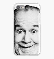 George Carlin iPhone Case/Skin