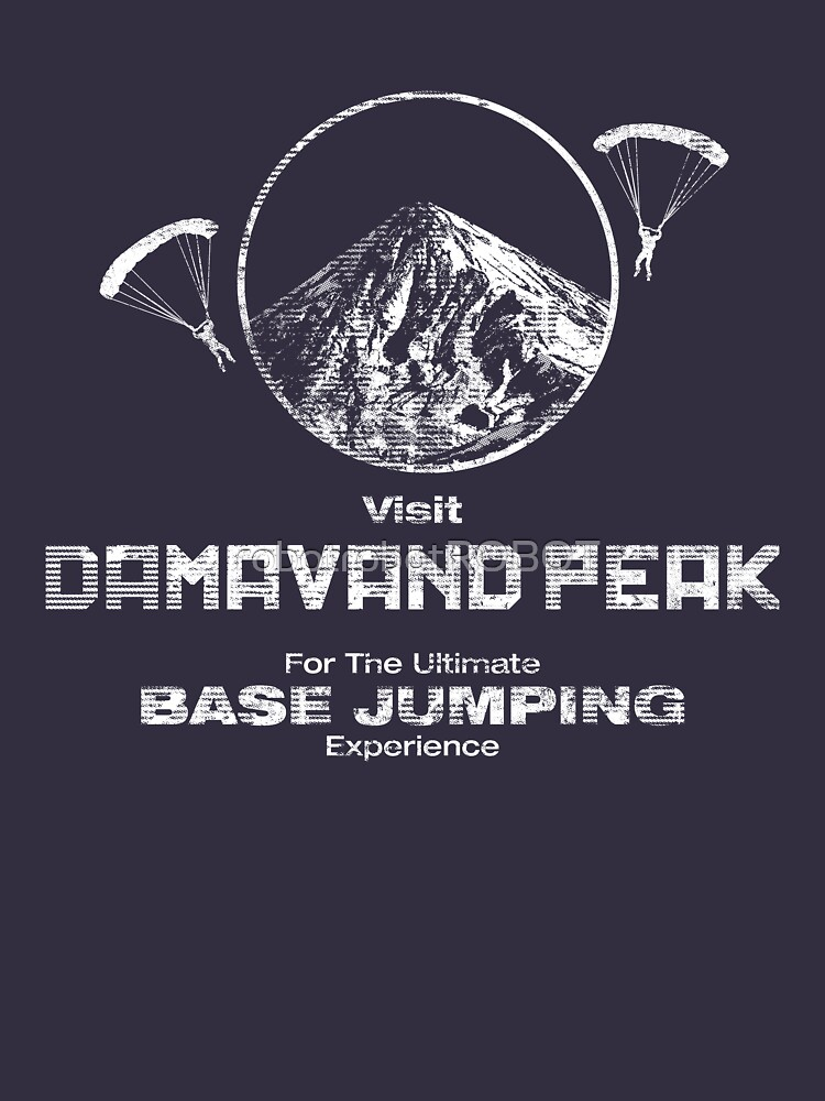 Damavand Peak | Unisex T-Shirt