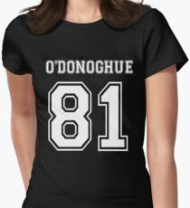 Colin O'Donoghue (OUAT) College Women's Fitted T-Shirt