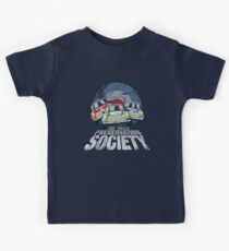 The Self Preservation Society Kids Tee