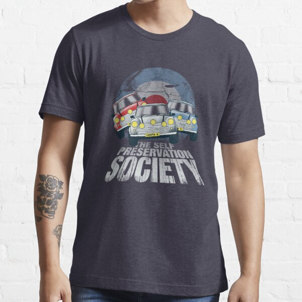 The Self Preservation Society Essential T-Shirt