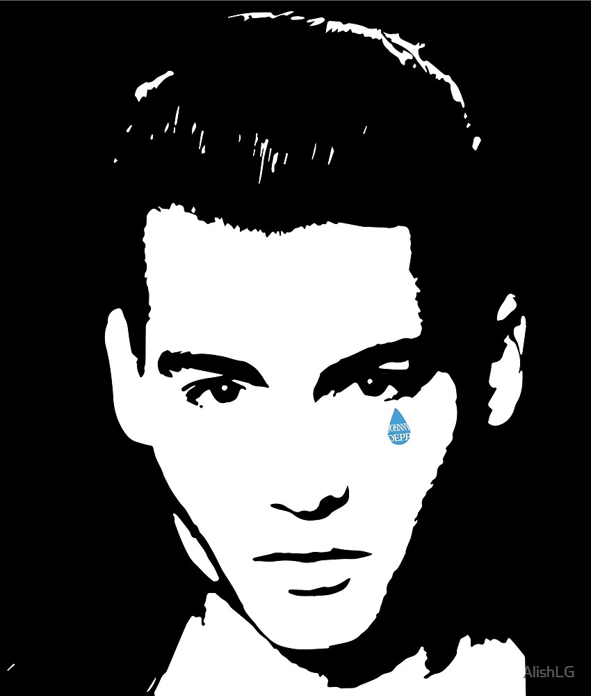 Cry Baby-JD  by AlishLG