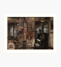 The Preservation Hall Art Print