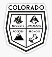 sporting colorado Sticker