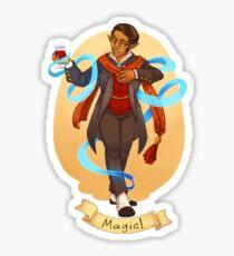 """Magic!"" Sticker"