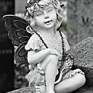 Fairy with a Necklace by Ethna Gillespie