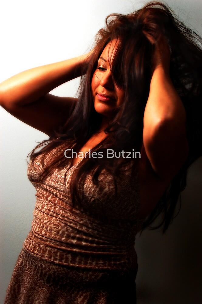 Yvette 2 by Charles Butzin