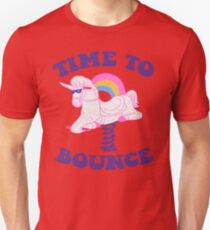 Time To Bounce Unisex T-Shirt