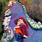 Un beso en primavera by Valeria  Hannig