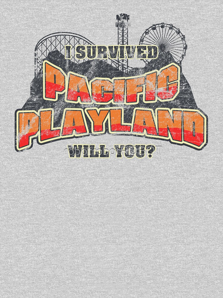 I Survived Pacific Playland | Unisex T-Shirt