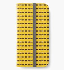 Bright! Yellow! iPhone Wallet