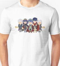 Chibi Fire Emblem Gang T-Shirt