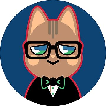 Dapper Catsona: Economic Advisor by knitetgantt