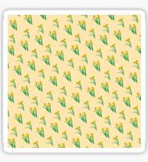 Daffodils Pattern Sticker