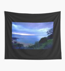 Waimea Bay Wall Tapestry