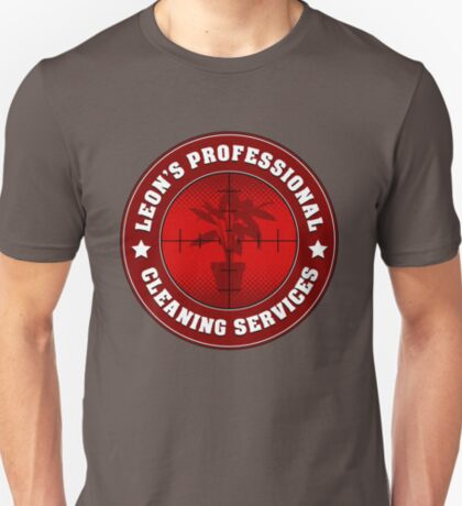 Leon's Professional Cleaning Services T-Shirt
