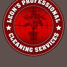 Leon's Professional Cleaning Services by robotrobotROBOT