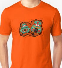 Black Hole Bots T-Shirt